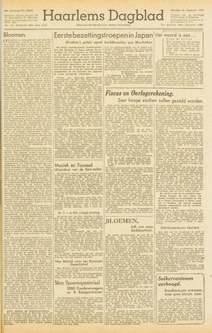 Haarlem's Dagblad 1945-08-28