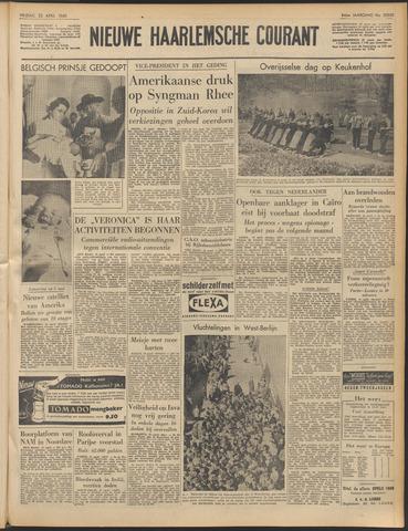 Nieuwe Haarlemsche Courant 1960-04-22