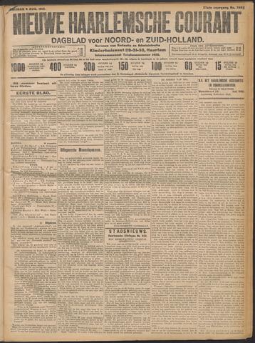 Nieuwe Haarlemsche Courant 1912-08-09