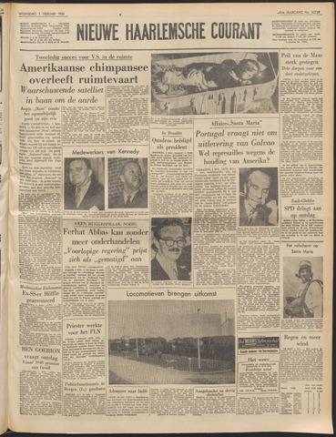 Nieuwe Haarlemsche Courant 1961-02-01