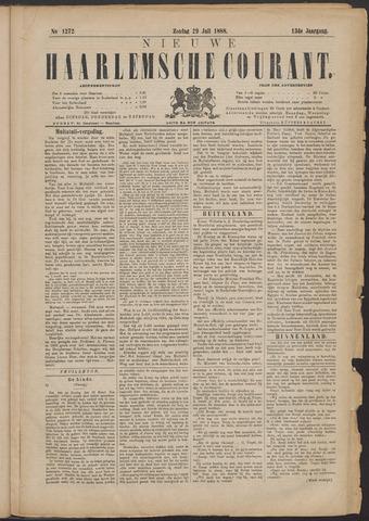 Nieuwe Haarlemsche Courant 1888-07-29