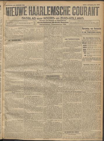 Nieuwe Haarlemsche Courant 1915-01-25