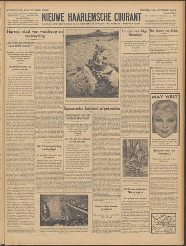 Nieuwe Haarlemsche Courant 1935-10-29