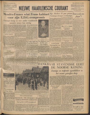 Nieuwe Haarlemsche Courant 1954-08-14