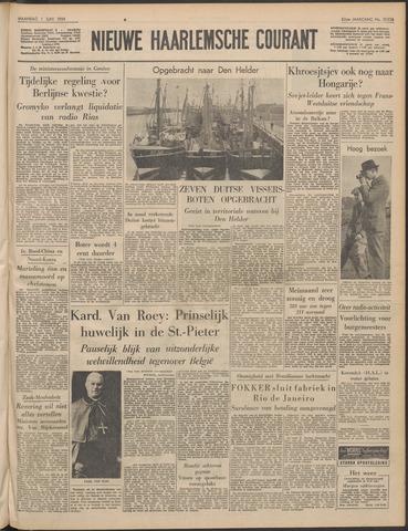 Nieuwe Haarlemsche Courant 1959-06-01