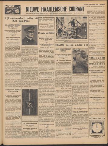 Nieuwe Haarlemsche Courant 1936-11-27