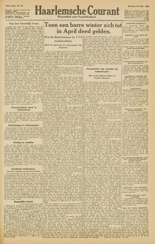 Haarlemsche Courant 1945-02-20