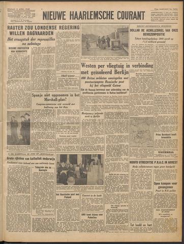 Nieuwe Haarlemsche Courant 1948-04-02