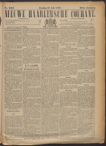 Nieuwe Haarlemsche Courant 1895-07-28