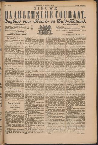 Nieuwe Haarlemsche Courant 1901-10-09