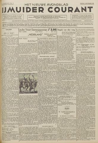 IJmuider Courant 1938-11-04