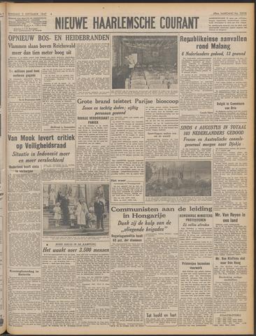 Nieuwe Haarlemsche Courant 1947-09-02