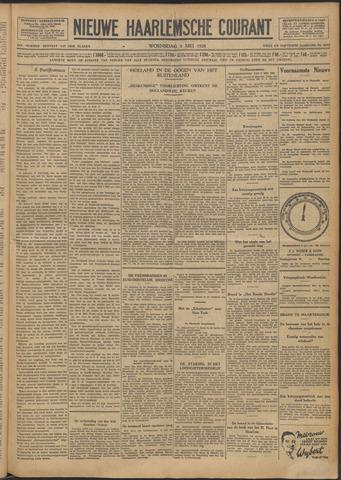 Nieuwe Haarlemsche Courant 1928-05-09