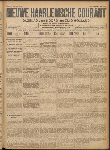 Nieuwe Haarlemsche Courant 1909-08-20
