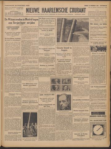 Nieuwe Haarlemsche Courant 1936-11-22