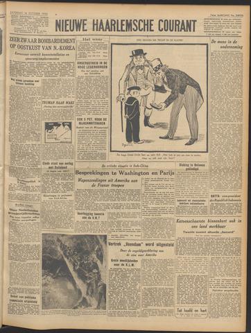 Nieuwe Haarlemsche Courant 1950-10-14