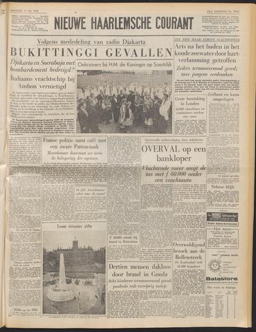 Nieuwe Haarlemsche Courant 1958-05-05
