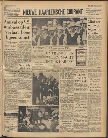 Nieuwe Haarlemsche Courant 1964-07-22