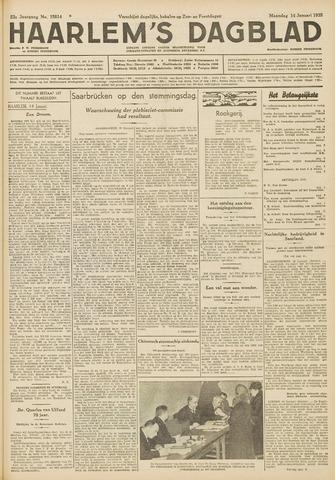 Haarlem's Dagblad 1935-01-14