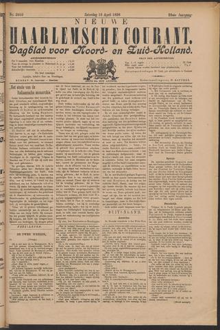Nieuwe Haarlemsche Courant 1898-04-16
