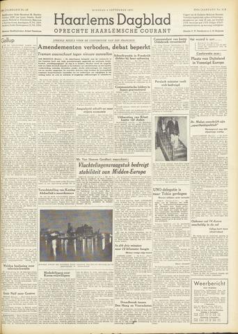 Haarlem's Dagblad 1951-09-04