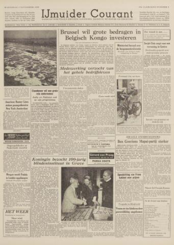IJmuider Courant 1959-11-04