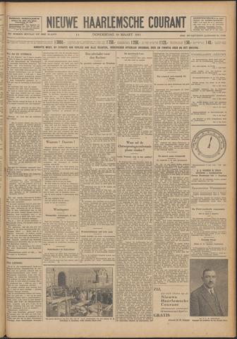 Nieuwe Haarlemsche Courant 1931-03-19