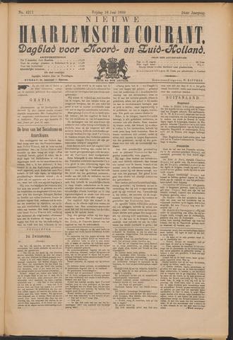Nieuwe Haarlemsche Courant 1899-06-16