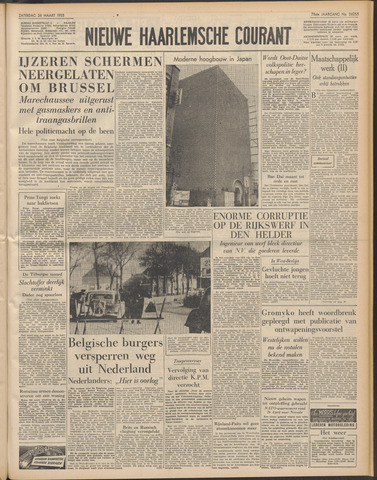 Nieuwe Haarlemsche Courant 1955-03-26