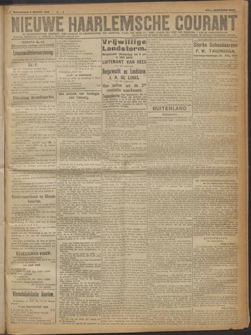 Nieuwe Haarlemsche Courant 1919-03-05