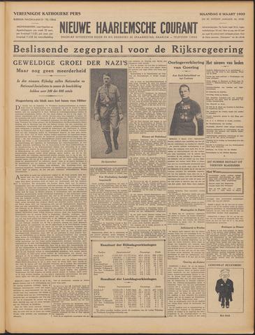 Nieuwe Haarlemsche Courant 1933-03-06