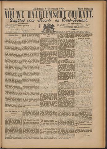 Nieuwe Haarlemsche Courant 1904-12-08