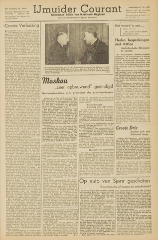 IJmuider Courant 1945-12-27