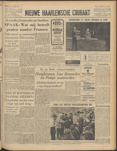 Nieuwe Haarlemsche Courant 1963-01-26