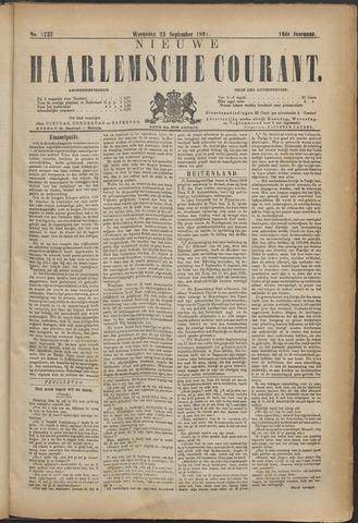 Nieuwe Haarlemsche Courant 1891-09-23
