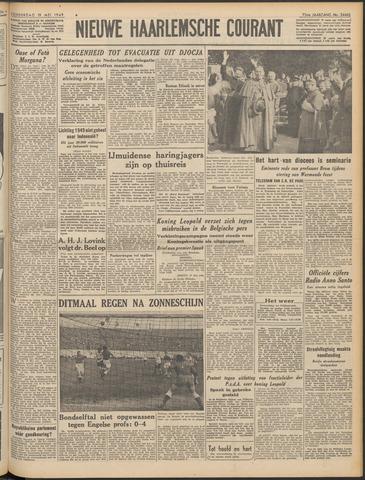 Nieuwe Haarlemsche Courant 1949-05-19