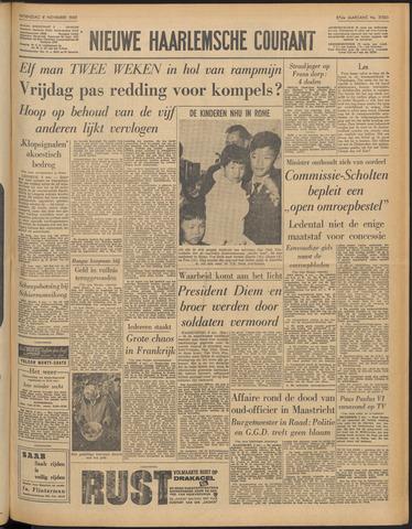 Nieuwe Haarlemsche Courant 1963-11-06