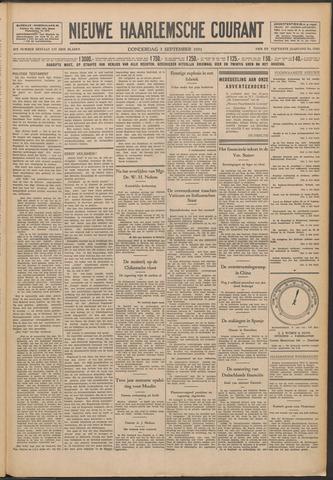 Nieuwe Haarlemsche Courant 1931-09-03