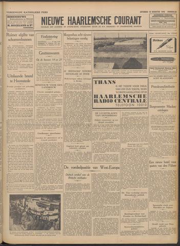 Nieuwe Haarlemsche Courant 1940-08-10