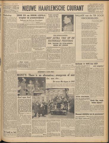 Nieuwe Haarlemsche Courant 1949-05-04