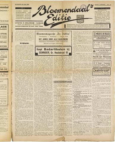 Bloemendaal's Editie 1929-06-22