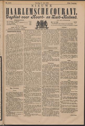 Nieuwe Haarlemsche Courant 1900-07-21