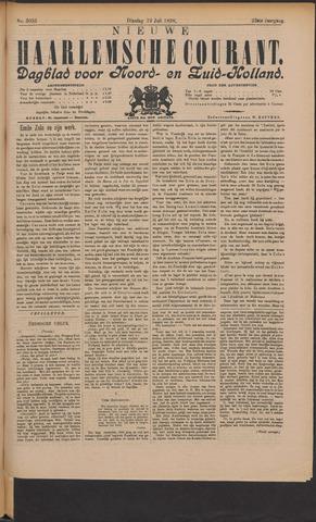 Nieuwe Haarlemsche Courant 1898-07-19