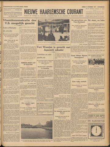 Nieuwe Haarlemsche Courant 1937-12-19