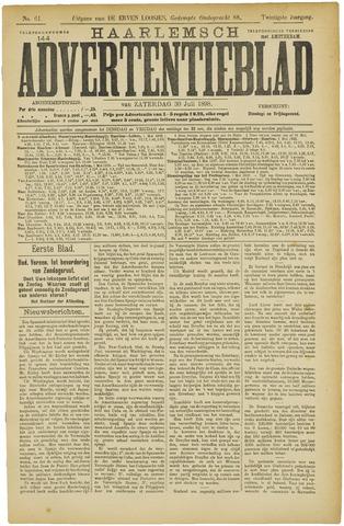 Haarlemsch Advertentieblad 1898-07-30