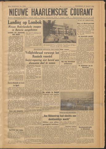 Nieuwe Haarlemsche Courant 1946-03-27
