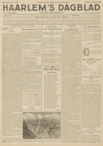 Haarlem's Dagblad 1933