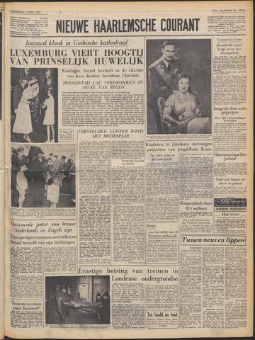 Nieuwe Haarlemsche Courant 1953-04-09