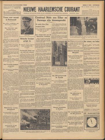 Nieuwe Haarlemsche Courant 1937-04-27