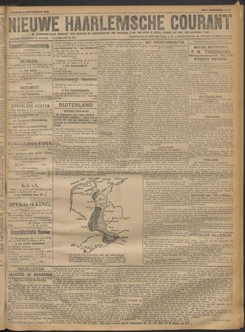 Nieuwe Haarlemsche Courant 1918-09-06